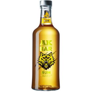 AKBAR 阿客巴 洋酒 金朗姆酒 700ml