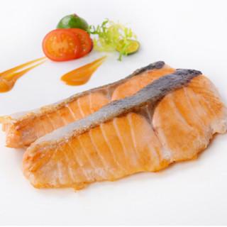蓝雪 智利三文鱼柳 宝宝辅食 150g ASC认证 去骨去刺 海鲜水产