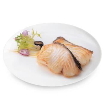 蓝雪 阿拉斯加黑鳕鱼柳150g MSC认证儿童款 肉质细腻