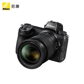 尼康(Nikon)Z 6 微单套机 (24-70mm f/4 微单镜头)Vlog相机 视频拍摄