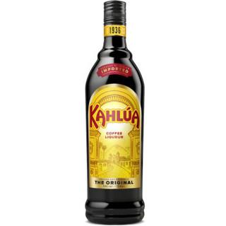 甘露(Kahlua)洋酒 利口酒 墨西哥 咖啡 力娇酒 700ml