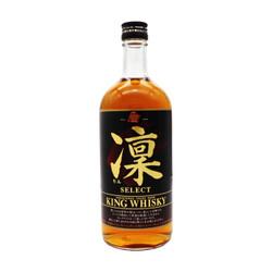 凛 威士忌 洋酒日本原装进口威士忌 720ml *2件