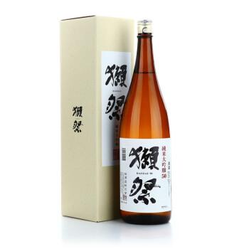 獭祭 清酒 纯米大吟酿45 1.8L