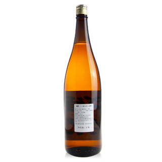 獭祭 清酒 纯米大吟酿 三割九分1.8L