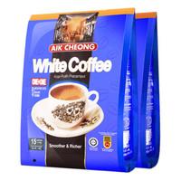 马来西亚进口 益昌2合1白咖啡 袋装450g*2袋