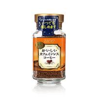 日本进口 UCC(悠诗诗) 低咖啡因速溶咖啡粉45g/瓶 自然醇香