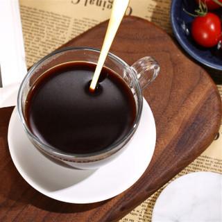 AGF Blendy系列 无糖黑咖啡 特浓烘焙速溶咖啡 160g/袋