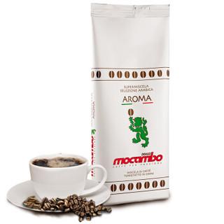 德国进口意式浓缩咖啡 德拉戈·莫卡波(Drago Mocambo)浓香咖啡豆1kg/袋(中度烘焙)