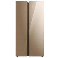 Midea 美的 净味系列 BCD-550WKGPZM 变频对开门冰箱