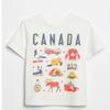 GAP 盖璞 儿童都市图案短袖T恤