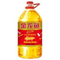 金龙鱼 食用油 黄金比例食用植物调和油 6.18L *3件