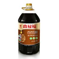 鑫禄福 古法压榨浓香黄菜籽油植物油   非转基因食用油 5L
