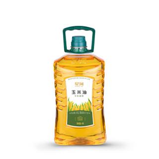 星河 玉米油 非转基因食用油 4L