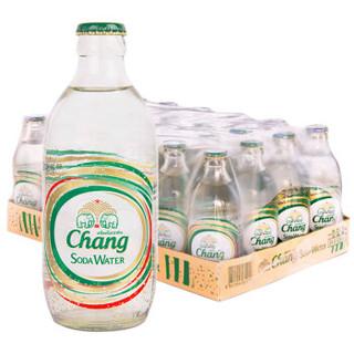 Chang大象苏打水 325ml*24瓶  整箱装 *2件 +凑单品