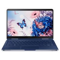 SAMSUNG 三星 930SBE 13.3英寸 笔记本电脑 (蓝色、13.3英寸、i7-8565U、512GB SSD、8GB、1920×1080)