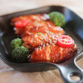 百年栗园 鸡肉烧烤组合2kg 鸡胸肉 鸡翅中 鸡翅根