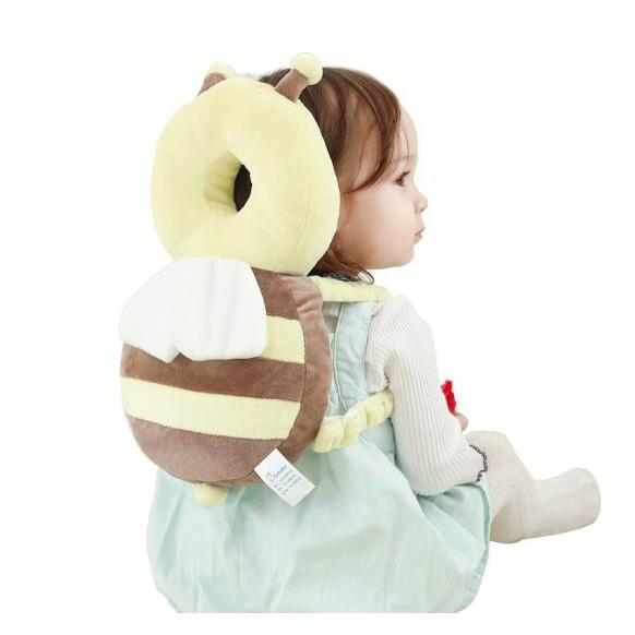boxbaby 婴儿防摔枕 小蜜蜂