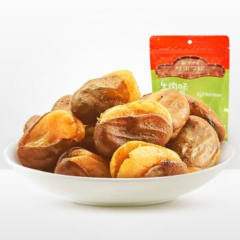 来伊份 休闲零食 坚果炒货 豆类零食 兰花豆205g/袋