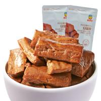 来伊份 休闲零食小吃 豆腐干 豆干豆腐皮 豆腐卷175g/袋