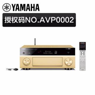 YAMAHA 雅马哈 RX-V3085 新款9.2前级11.2音箱家用 黑色