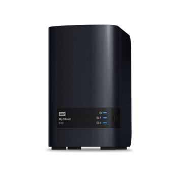 Western Digital 西部数据 My Cloud EX2 网络存储