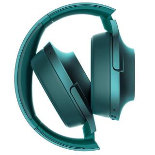 SONY 索尼 MDR-100ABN 900N音乐耳机 (通用、头戴式、32 Ω)