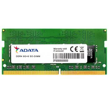 ADATA 威刚 万紫千红系列 笔记本内存 8GB DDR4 2666MHz