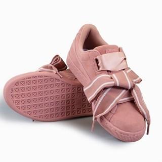 PUMA 彪马 Suede Heart 364084 女士休闲板鞋