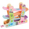 拥抱熊 趣味滑翔车停车场轨道车玩具 基础版4轨道+4小车 29元包邮(需用券)