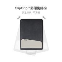 moshi 摩仕 笔记本电脑手提包防水男女款 ( 石墨黑 、13英寸)