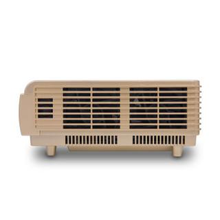 Poner Saund 轰天砲 96 投影仪 (金色、U盘,蓝牙等、1280X800dpi、家用型、700行业流明、智能系统,无线同屏,有线同屏、60-120英寸)