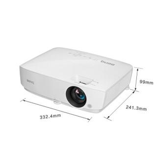 BenQ 明基 MS3085+ 投影仪 (USB,HDMI、800X600dpi、商用型、3600、40-300英寸)