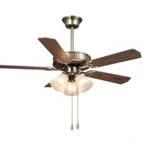 nvc-lighting 雷士照明 EQD9006/4 复古风扇灯