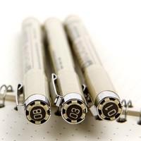 SAKURA 樱花 针管笔 3支(01+03+08)