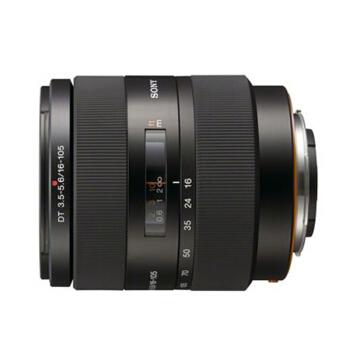 SONY 索尼 SAL16105 APS-C画幅标准变焦镜头 DT 16-105mm F3.5-5.6 索尼卡口