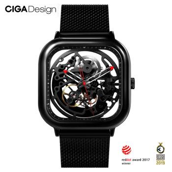 CIGA Design Z011-BLBL-13 男士自动机械手表