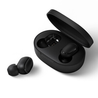 Redmi 红米 无线蓝牙耳机 Redmi AirDots S 黑色 (黑色)