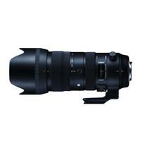 SIGMA 适马 70-200mm F2.8 S 长焦变焦镜 (黑色、佳能卡口、F22、82mm、远摄变焦)