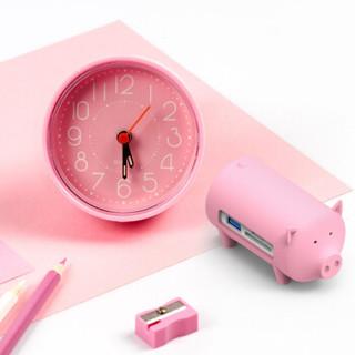 ORICO 奥睿科 H4018-U3 猪年纪念款 猪形USB集线器 (粉红)