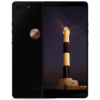 smartisan 锤子科技 坚果Pro2手机 全面屏手机 细红线版 (4GB、32GB、全网通、炭黑色)
