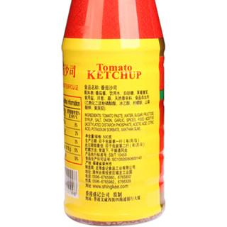 SHING KEE 盛记 番茄沙司 (500g、瓶装)