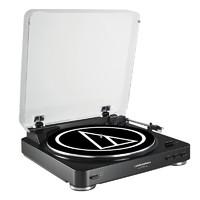 Audio Technica/铁三角 AT-LP60 复古留声机唱片机黑胶唱片机音箱