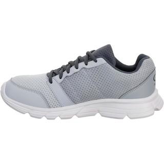 DECATHLON 迪卡侬 RUN 100 女士跑鞋 - 灰色 (灰色、35)