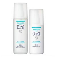Curel 珂润 润浸保湿水乳套装(化妆水 150ml+乳液 120ml)