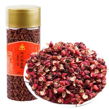 川珍 红花椒大红袍 (110g、罐装)