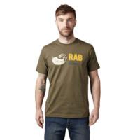 Rab 睿坡 男士 T恤 QCB13