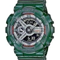 CASIO 卡西欧 GMAS-110 男士时装腕表 #Green *2件