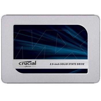 crucial 英睿达 MX500 固态硬盘 2TB SATA接口