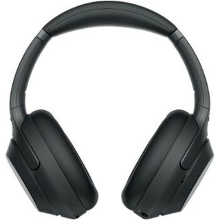 SONY 索尼 WH-1000XM3 耳罩式头戴式无线蓝牙降噪耳机 黑色