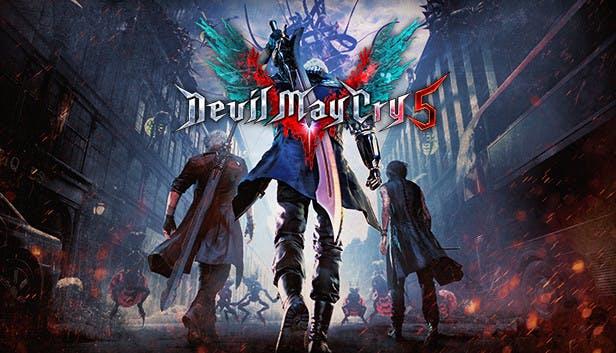 杉果游戏 《鬼泣5(Devil May Cry 5)》 标准版 PC数字版中文游戏